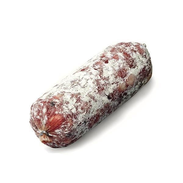 Salami mit Zwiebel aus Certaldo Gr. 500