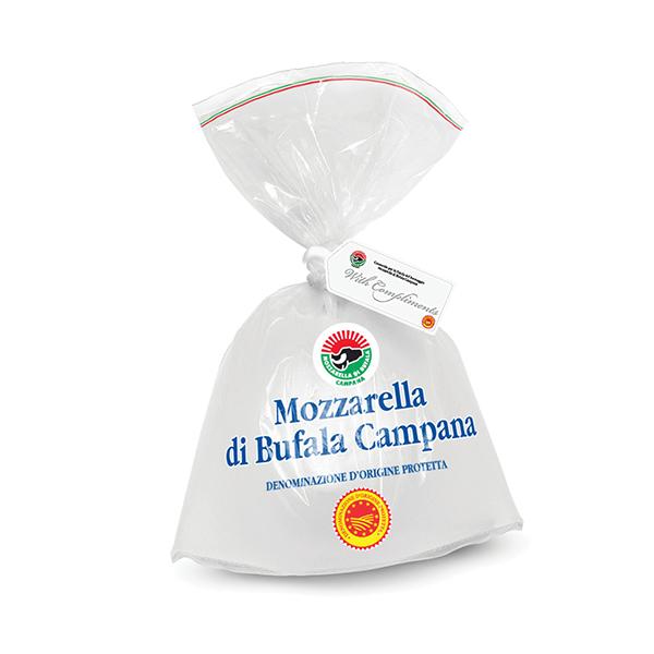 Büffelmozzarella Gr. 250