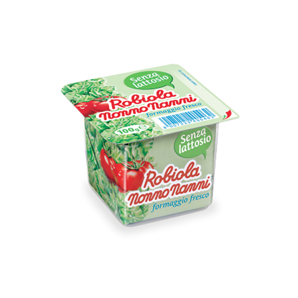 Laktosefreier Robiola Nonno Nanni Gr. 100