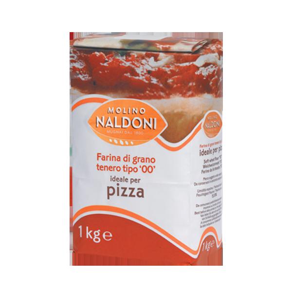 Farina di Grano Tenero Tipo 00 Per Pizza Kg. 1
