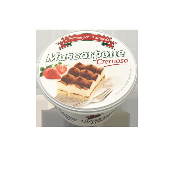 Cremiger Mascarpone Gr. 500