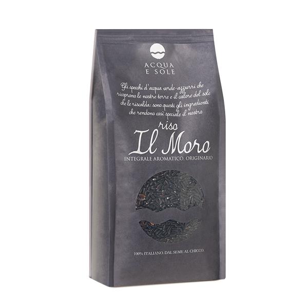 Riso Integrale Aromatico Il Moro Gr. 500