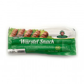 Wurstel Snack senza pelle Gr. 250