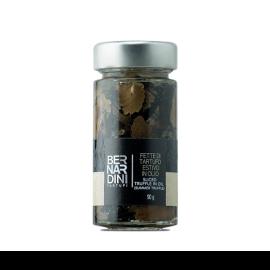 Sommertrüffel-Scheiben im Öl Gr. 90