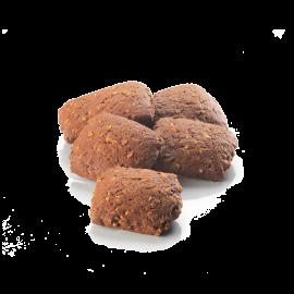 Quadrelli Cacao E Nocciole Artigianali Gr. 200