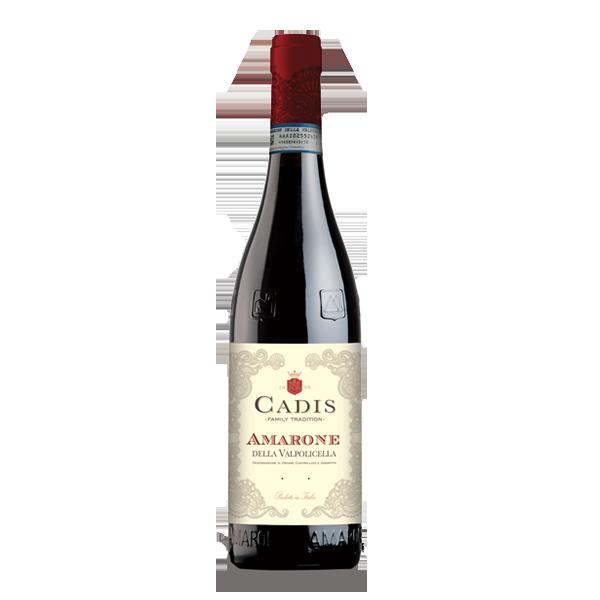 Amarone Valpolicella, Cadis 2014 ml 750