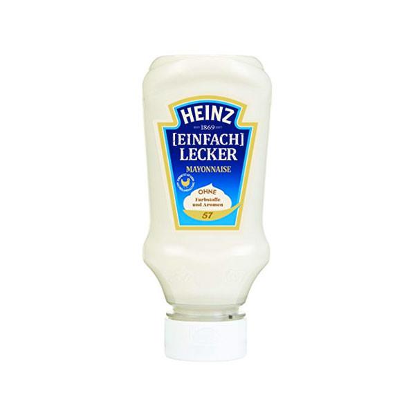 Maionese Heinz Squeezer 220 ml