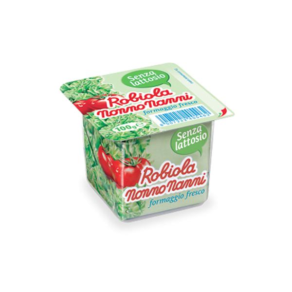 Robiola Senza Lattosio Nonno Nanni Gr. 100