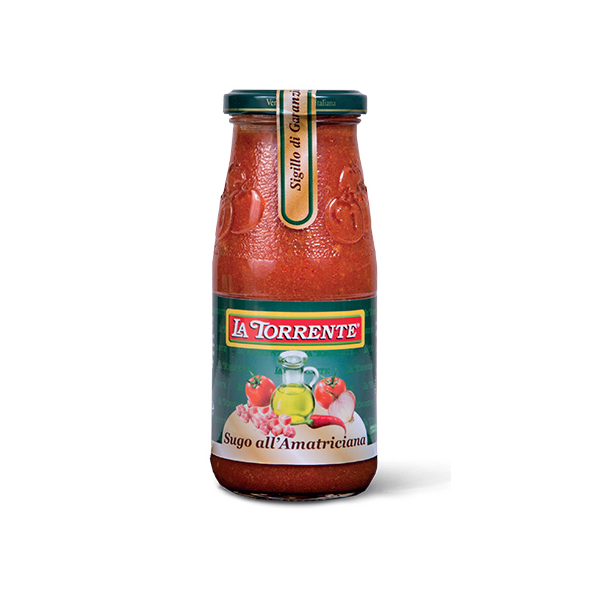 Sugo All' Amatriciana Gr. 360
