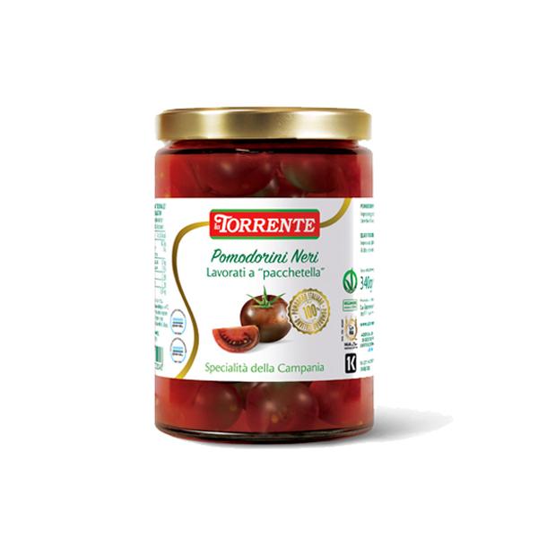 Pomodorini Neri a Pacchetella Gr. 340