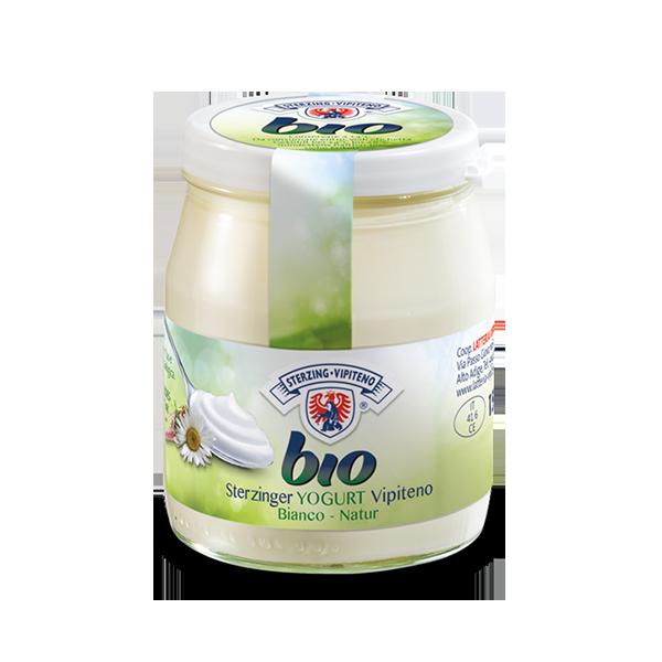 Yogurt Bio Vetro Bianco Gr. 150