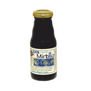 Succo 100% Mirtillo Bio Ml 200