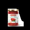 Pomodori Pelati S. Marzano DOP con basilico fresco Gr. 330