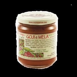 Composta Goji E Mela Bio 160% Gr. 210