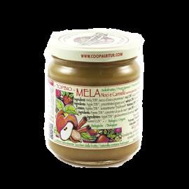 Composta Mela Noci e Cannella Bio 160% Gr. 210