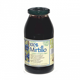 Succo 100% Mirtillo Bio Ml 500