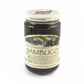 Confettura Extra Sambuco Bio Gr. 330
