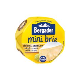 Mini Brie Bergader Gr. 150