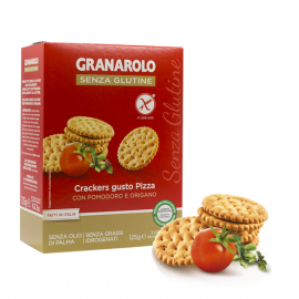 Cracker Gusto Pizza Senza Glutine Gr. 125
