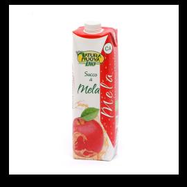 Succo di Mela Bio Senza Zuccheri 1 Lt