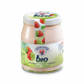 Yogurt Bio Vetro Fragola Gr. 150