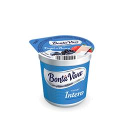 Yogurt ai frutti di bosco Bontà Viva Gr. 125