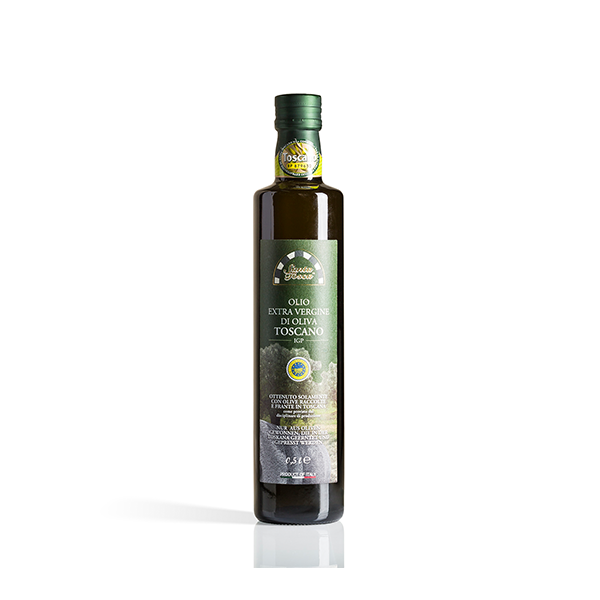 Toskanisches Natives Extra Olivenöl IGP ml 500
