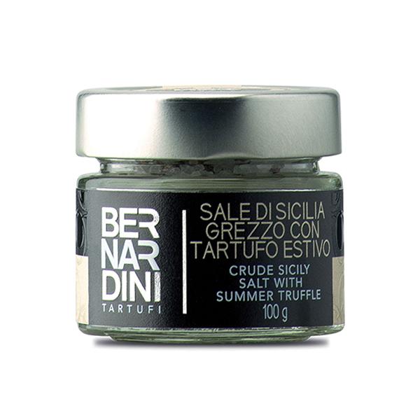 Großes Salz aus Sizilien mit Sommertrüffel Gr. 100