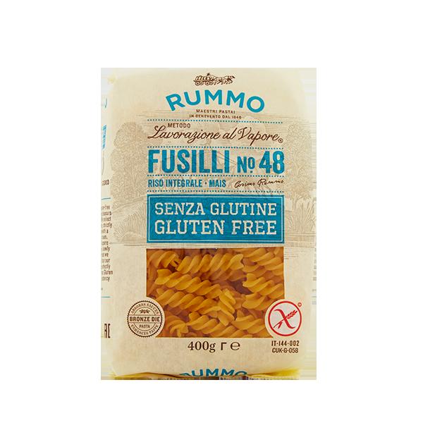 Fusilli Senza Glutine Gr. 400