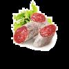 Salsiccia Passita 100% Geschnitten Gr. 100