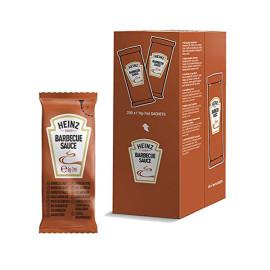 Salsa BBQ Heinz in bustine (250 pezzi)