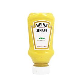 Senape Heinz Squeezer ml. 220