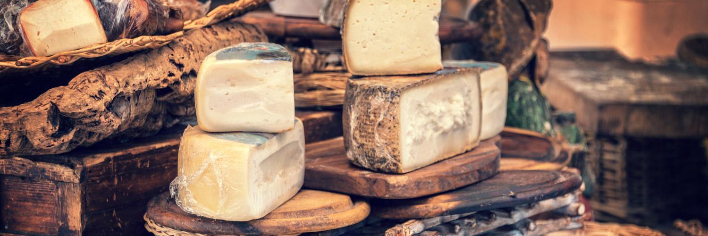 Il formaggio pecorino: duemila anni, e non sentirli