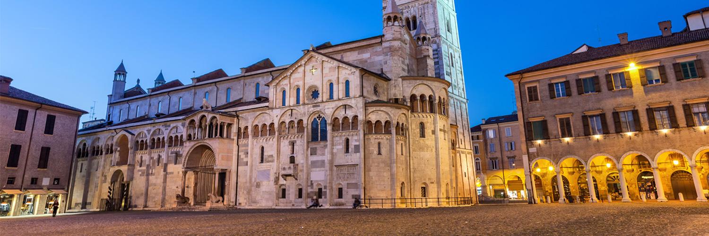 Die italienischen Weihnachtsspezialitäten entstanden in Modena