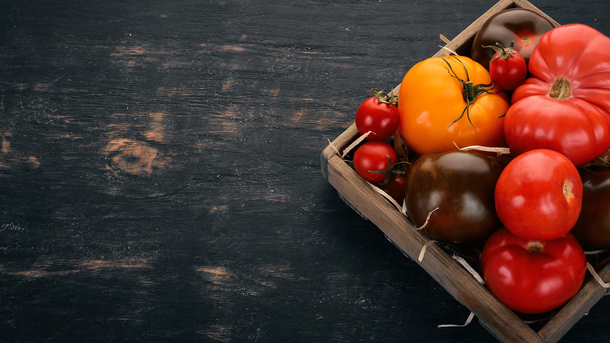 3 Golose Ricette con i Pomodori Campani La Torrente